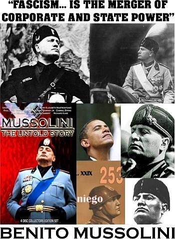 mussolini-obama