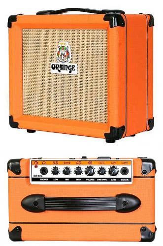 Orange Crush Amp
