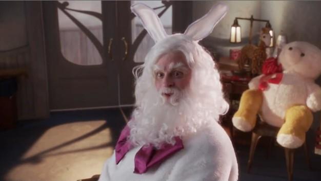 Easter Santa